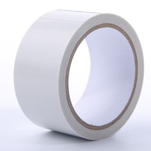 China Suppliers package Protect Waterproof White Cloth Duct Tape