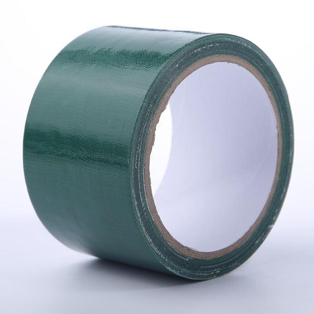 70 Mesh PE Waterproof Adhesive Blue Cloth Duct Tape