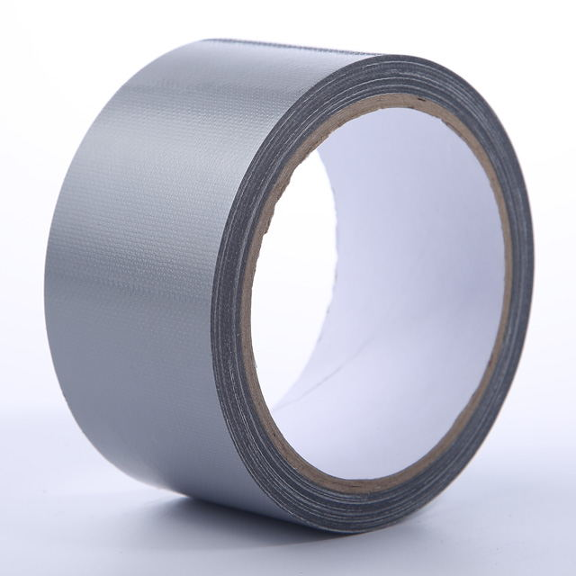 China Package Waterproof Sealing Silver Grey Cloth Duct Tape