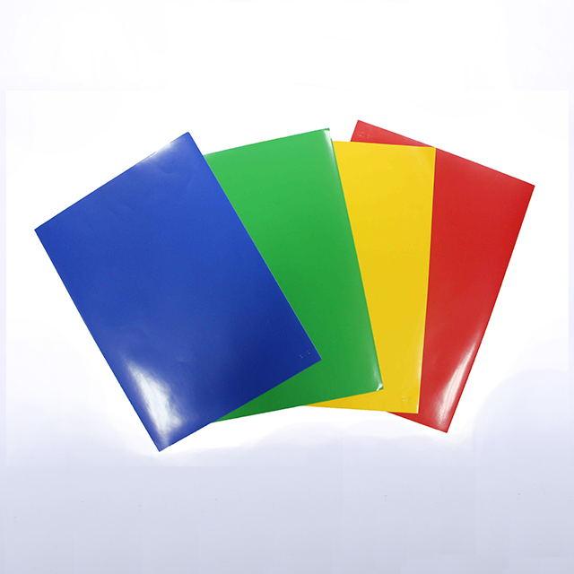 Heat Resistant Adhesive Reflective Vinyl Sticker