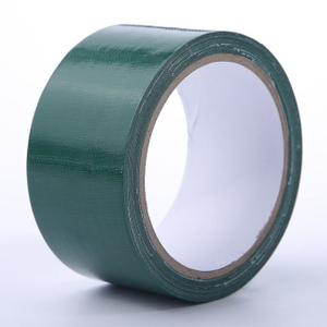 Green Cloth Duct Tape