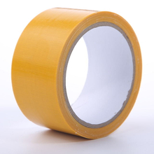 Waterproof Yellow Custom Design Cheap Duct Tape