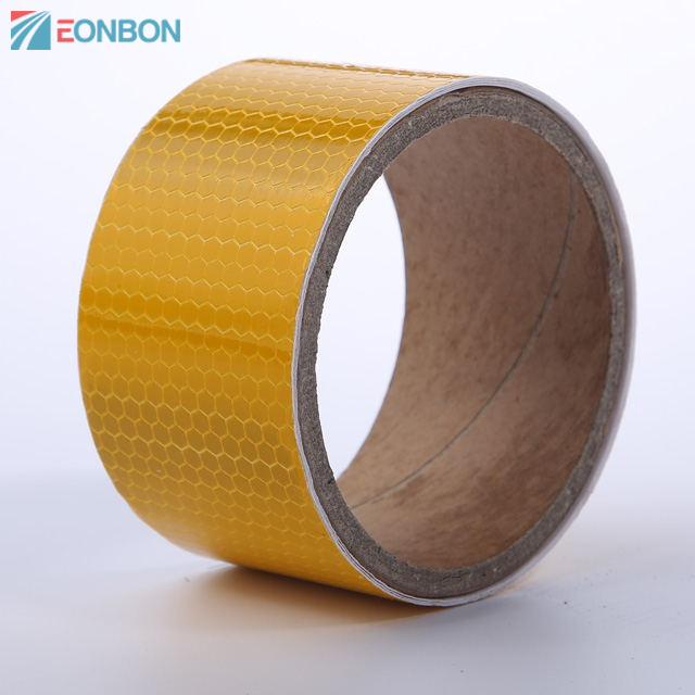 EONBON Honeycomb Shape Adhesive Reflective Tape