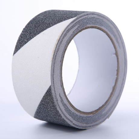 Double Color Black And White Anti-slip tape for safety step