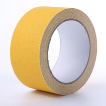 Colorful Decoration Yellow Anti Slip Adhesive Tape