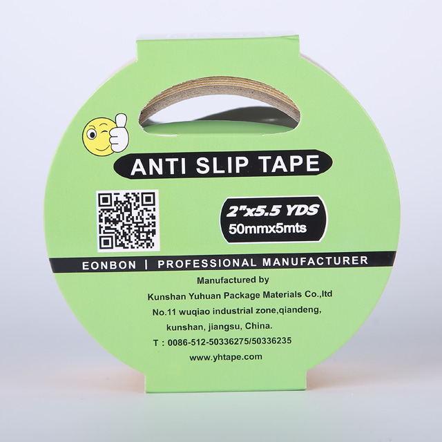 Black PEVA Anti Slip Tape