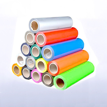 High Temperature Adhesive Vinyl Rolls