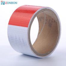 EONBON New Design Durable Red And White Reflective Tape